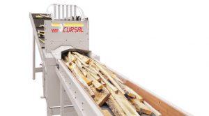 Xylo Services tronçonneuse à déchets solides CURSAL